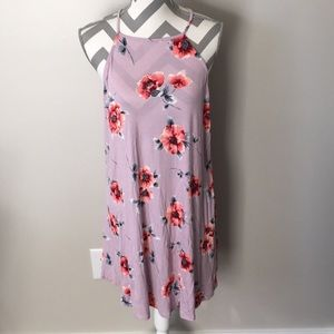 Forever 21 Plus Floral Swing Dress
